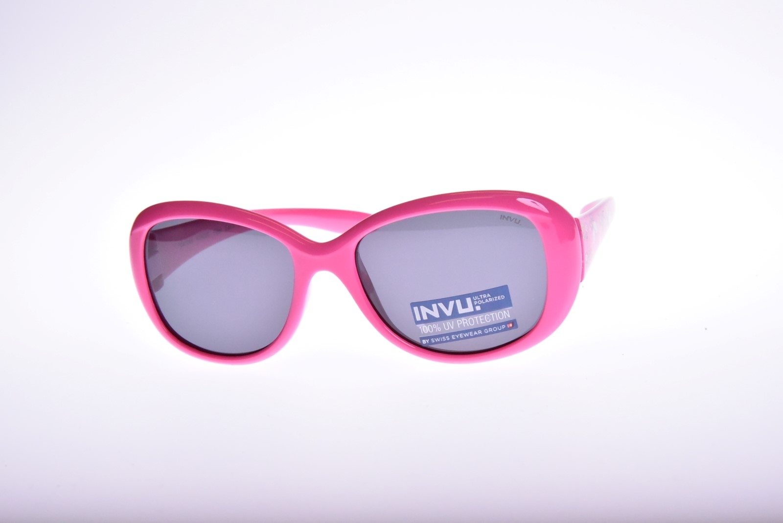 INVU. Kids K2422C - Slnečné okuliare pre deti 4-7 r.