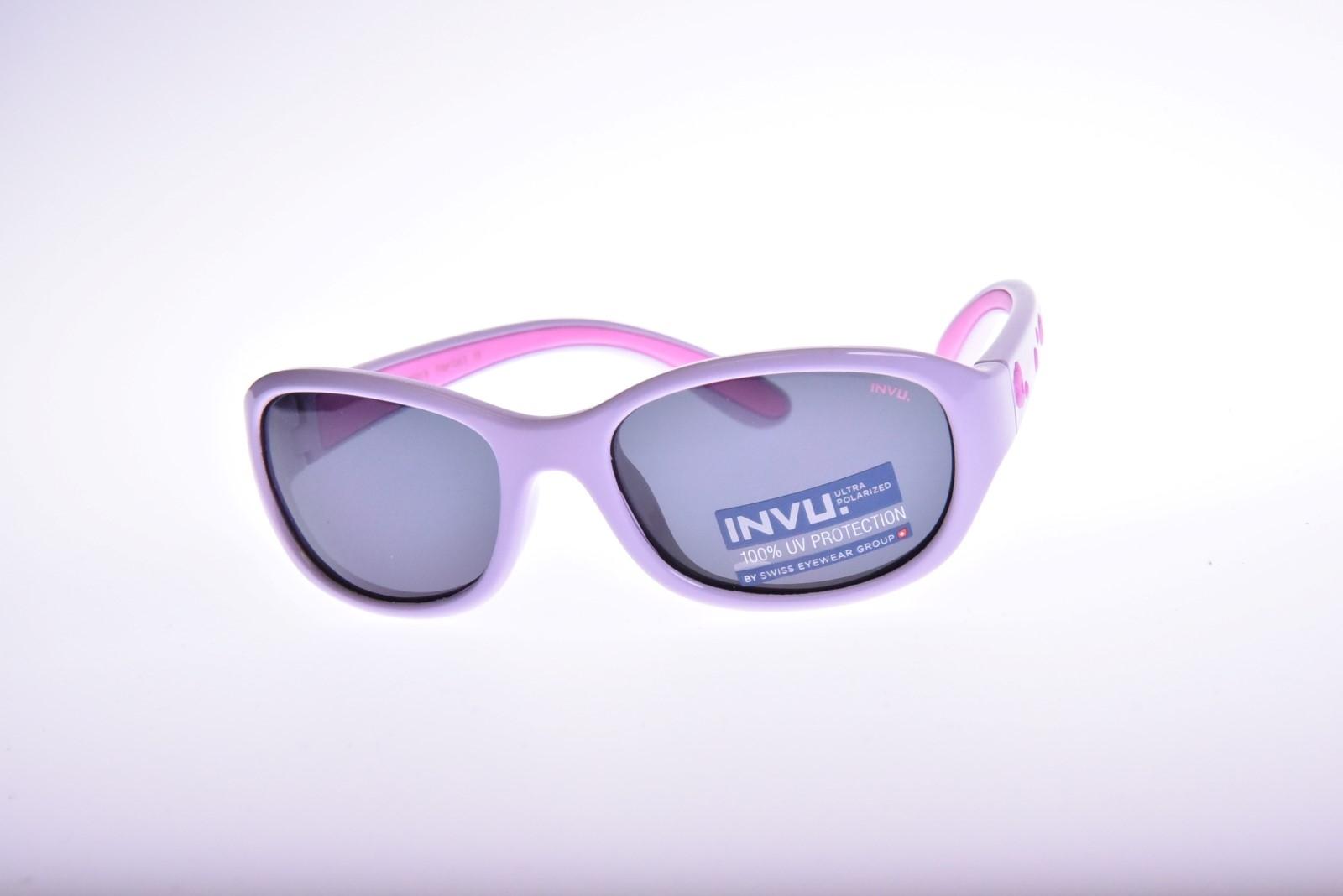 INVU. Kids K2501B - Slnečné okuliare pre deti 1-3 r.