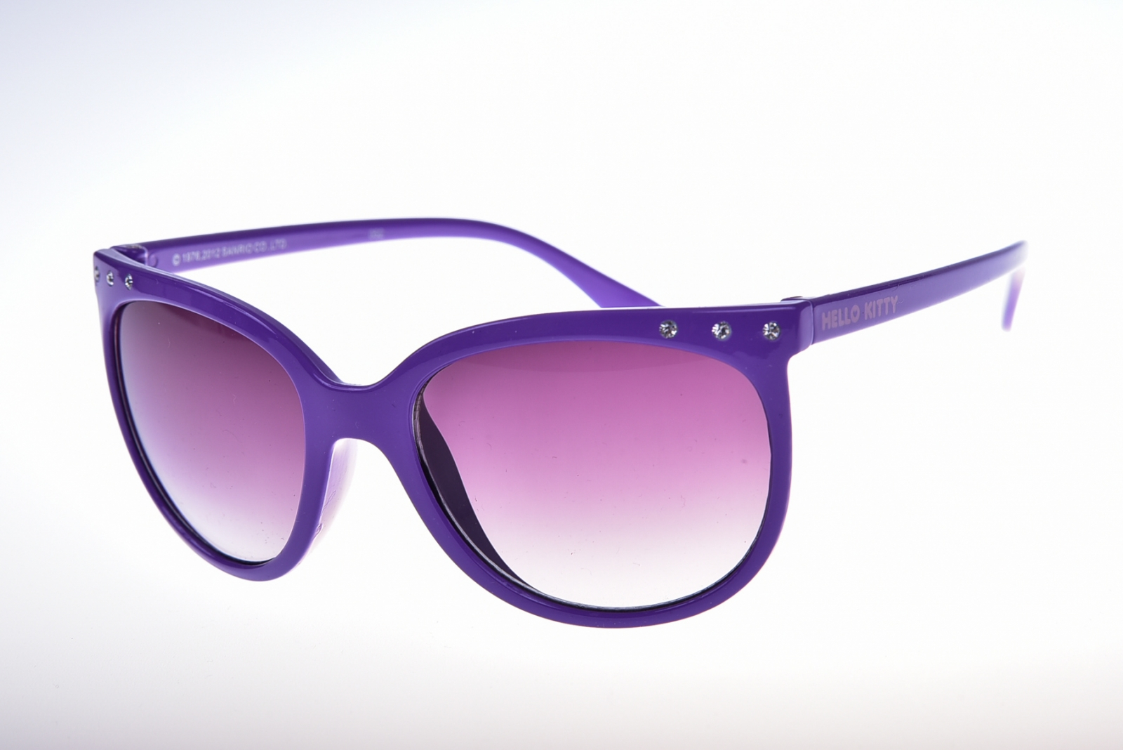Polaroid Hello Kitty K6300B - Slnečné okuliare pre deti 8-12 r.