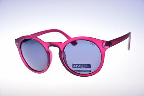 INVU. Kids K2700C - Slnečné okuliare pre deti 8-12 r.
