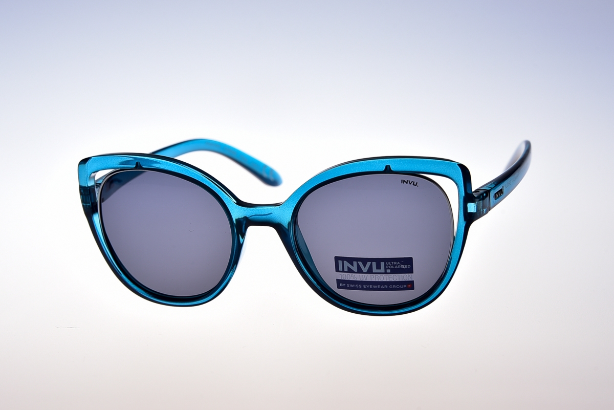 INVU. Kids K2806B - Slnečné okuliare pre deti 8-11 r.