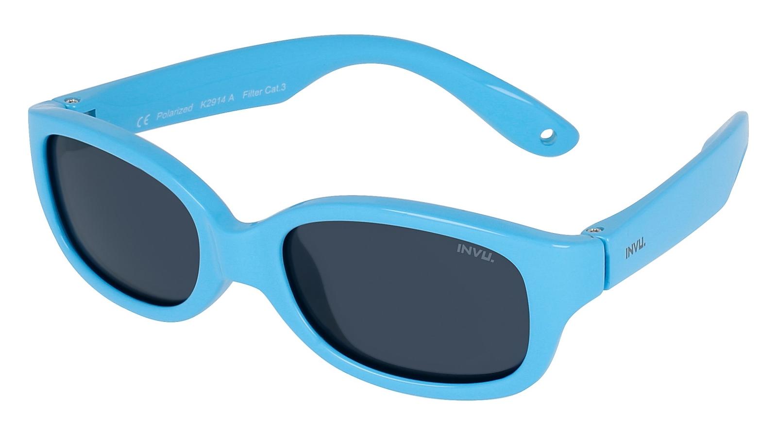 INVU. Kids K2914A - Slnečné okuliare pre deti 1-3 r.