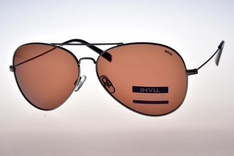 INVU.  B1411R - Unisex slnečné okuliare