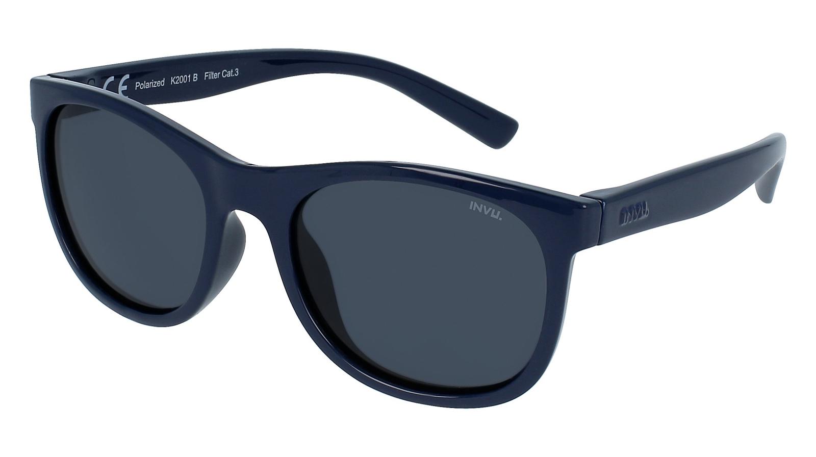INVU. Kids K2001B - Slnečné okuliare pre deti 4-7 r.