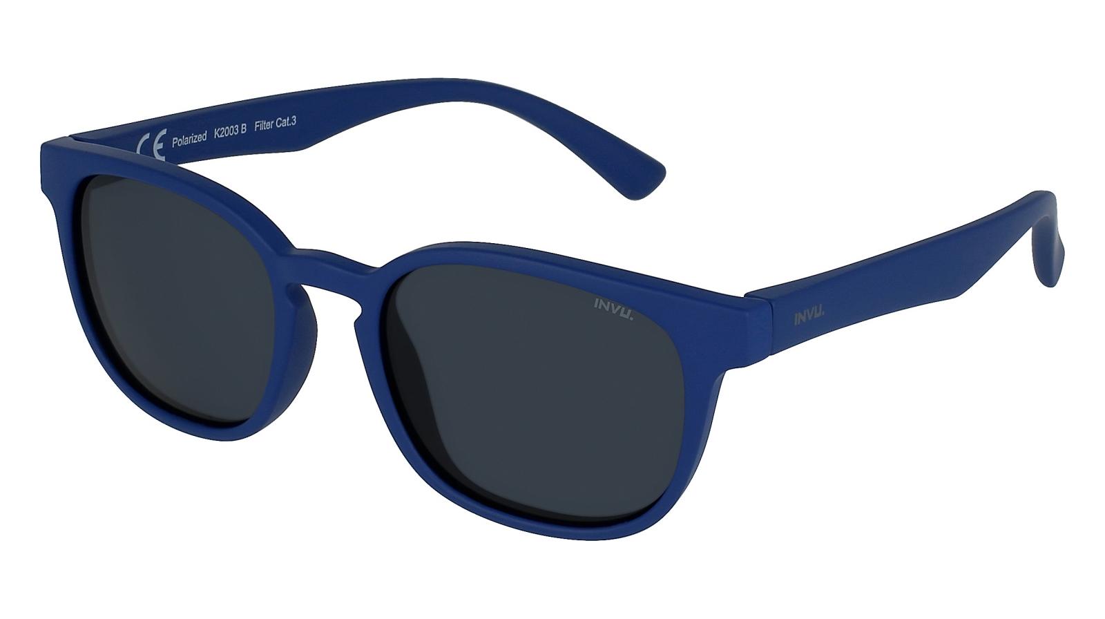 INVU. Kids K2003B - Slnečné okuliare pre deti 4-7 r.