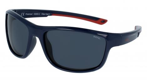 INVU. Kids K2005C - Slnečné okuliare pre deti 8-11 r.