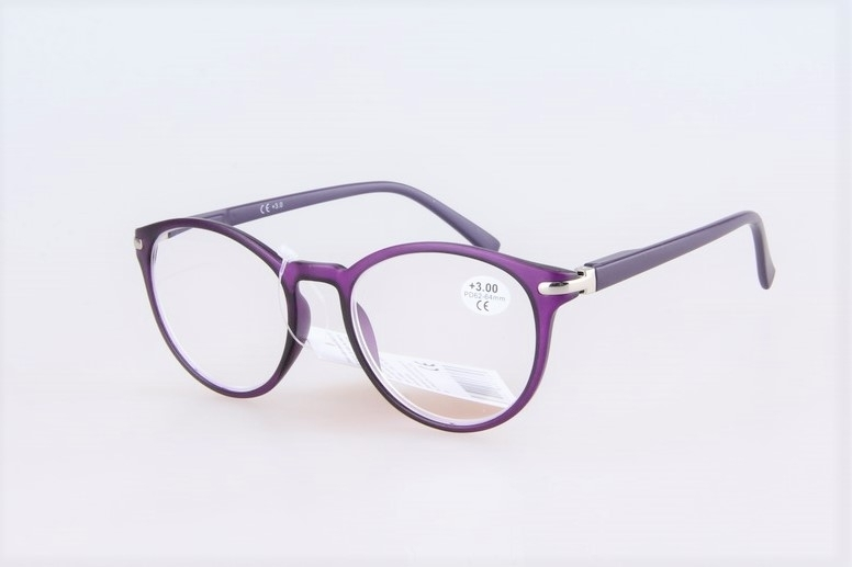 Dioptrické okuliare 2034B - Dámske - mínus