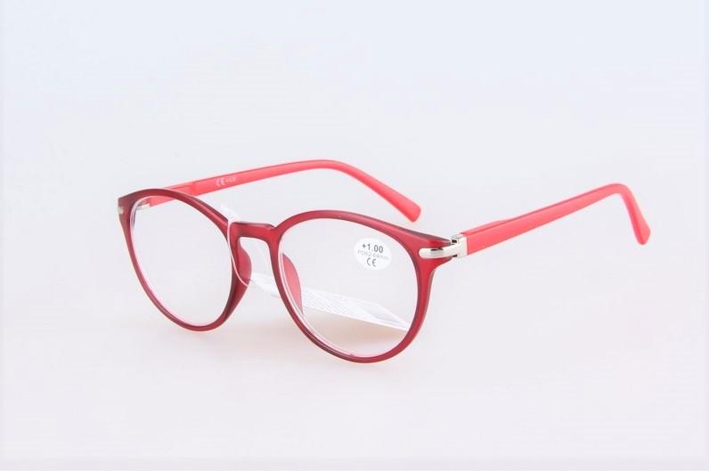 Dioptrické okuliare 2034C - Dámske - mínus