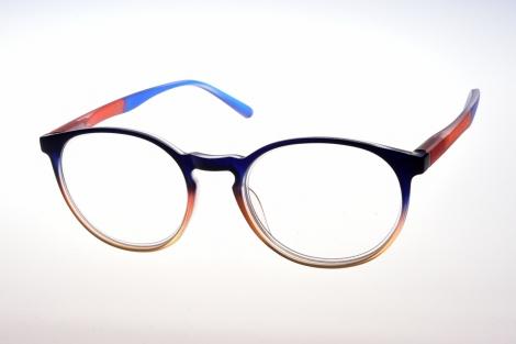 Dioptrické okuliare 2058B - Unisex