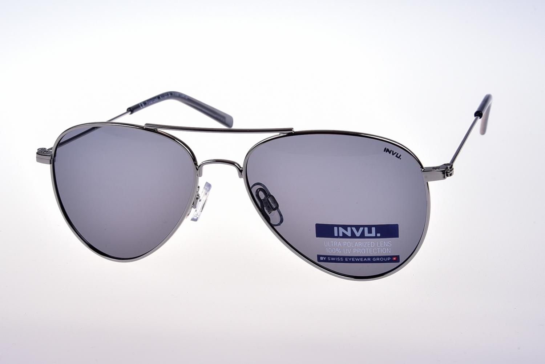 INVU. Kids K1101B - Slnečné okuliare pre deti 8-11 r.