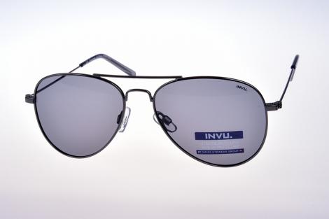 INVU. Kids K1102C - Slnečné okuliare pre deti 12-15 r.