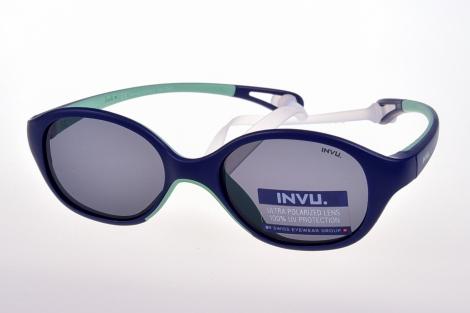 INVU. Kids K2008E - Slnečné okuliare pre deti 1-3 r.