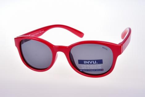 INVU. Kids K2103B - Slnečné okuliare pre deti 1-3 r.