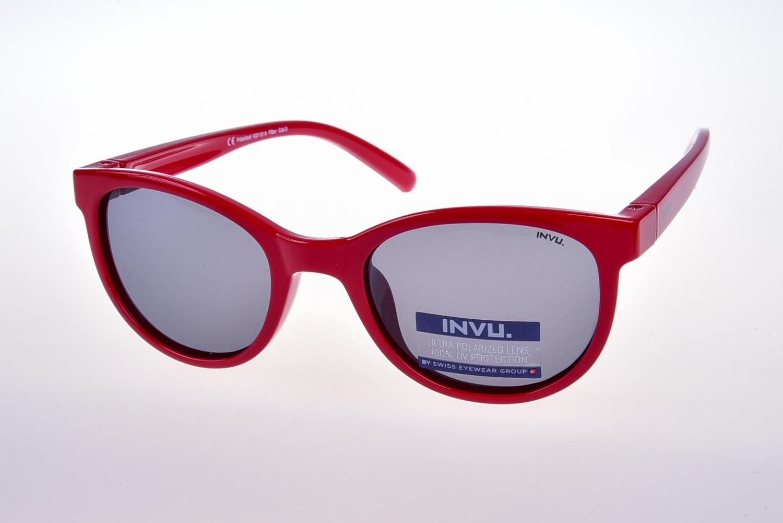 INVU. Kids K2112A - Slnečné okuliare pre deti 4-7 r.
