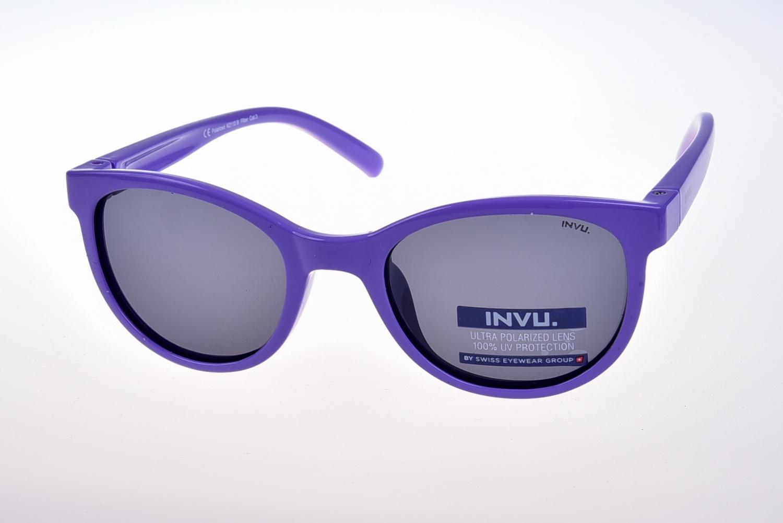 INVU. Kids K2112B - Slnečné okuliare pre deti 4-7 r.