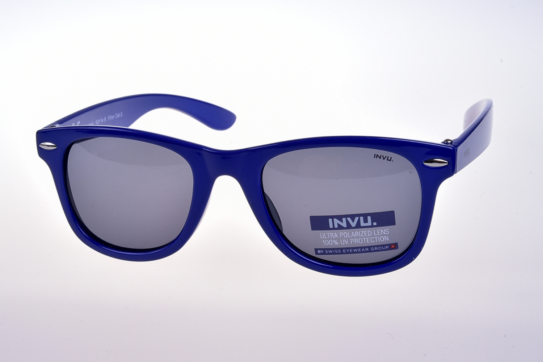 INVU. Kids K2114B - Slnečné okuliare pre deti 8-11 r.