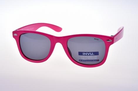 INVU. Kids K2114C - Slnečné okuliare pre deti 8-11 r.