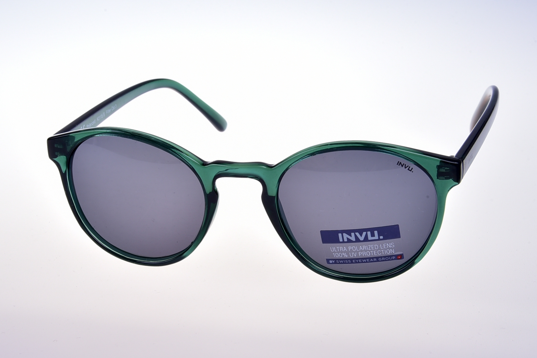 INVU. Kids K2115B - Slnečné okuliare pre deti 12-15 r.