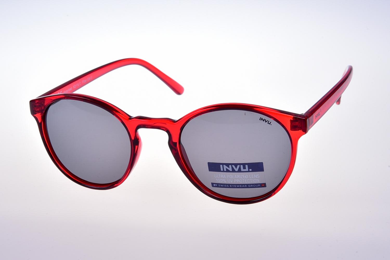 INVU. Kids K2115C - Slnečné okuliare pre deti 12-15 r.