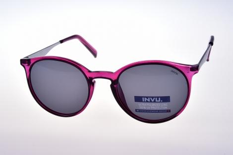 INVU. Kids K2117B - Slnečné okuliare pre deti 8-11 r.