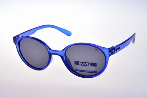 INVU. Kids K2903Q - Slnečné okuliare pre deti 4-7 r.