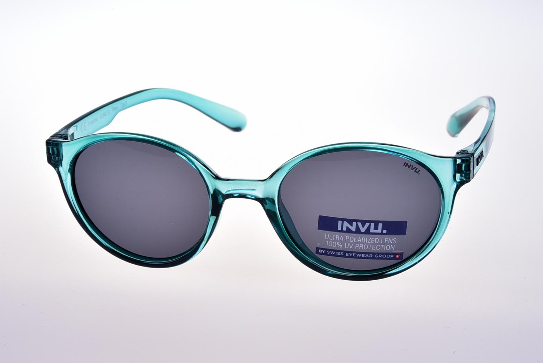 INVU. Kids K2903R - Slnečné okuliare pre deti 4-7 r.