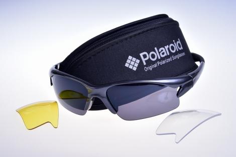 Polaroid Sport 7657B - Unisex slnečné okuliare