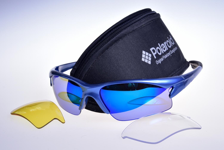 Polaroid Sport 7657E - Unisex slnečné okuliare